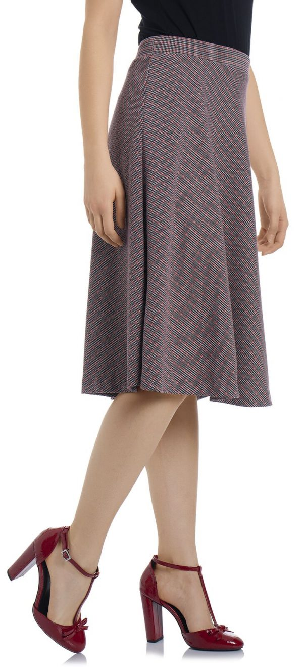 vive maria british afternoon skirt